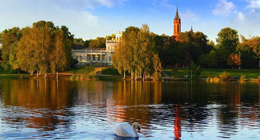 Лечебные курорты Литвы