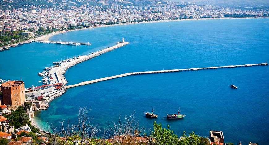 Турция - Анталийское побережье